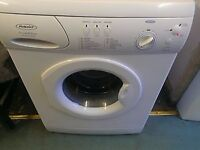Hotpoint WMA10 6kg 1000 Spin White Washing Machine 1 YEAR GUARANTEE FREE DEL N FIT