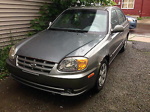 2005 Hyundai Accent Sedan -AS IS - For parts