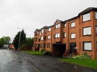 2 Bedroom 1st floor Flat Thornliebank Glenbank Crt avail 6th Nov 16