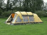 Outwell hawaii reef polycotton tent