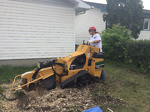 Vermeer Stump Grinder SCTX30 and TR30 Trailer for Sale