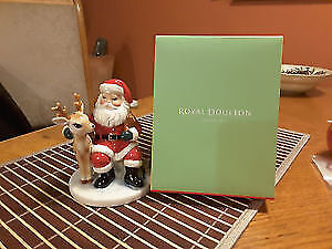 Royal Doulton, A Busy Night Ahead, new in box!