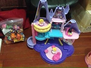 Little People Disney Singing Princess Castle Must Go ASAP