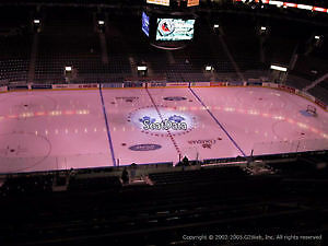 up to 8 side by side seats TORONTO MAPLE LEAFS HOME GAMES London Ontario image 2