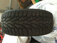 225/45R17 NOKIAN 1 USED TIRE $50