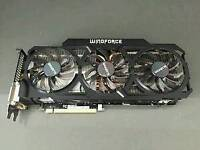 Two Gtx 780ti's gigabyte edition for sale