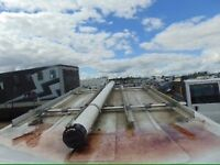 KRS Ladder Rails & Roof Tube