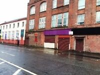 Unit Office/Retail To Let Wallace Street Tradeston Glasgow,Available Now