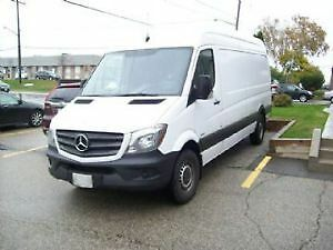 2015 Mercedes-Benz Sprinter, Van