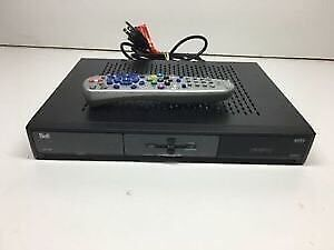 Bell Satellite 6131 Receiver and dish