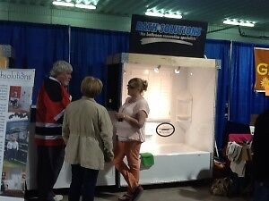 Cornwall Bath Solutions at the Brockville Trade Show!