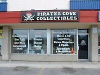 "Pirates Cove Collectibles ""Get Ready For Christmas"" Sale!"