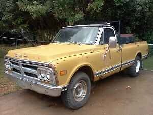 LOOKING For a 1971 gmc pickup truck