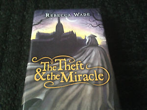 The Theft & The Miracle Hard Cover Book