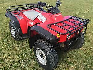 Used 1996 Honda fourtrax
