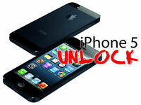 Factory Unlock Service -  Rogers/Fido all iphone ONLY ***35$