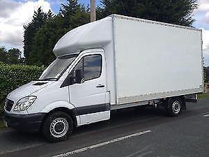 Man and van / removals Canterbury