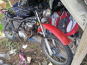 1981 hind bike for sale not running but close
