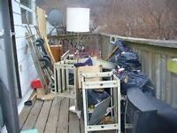 HOUSE CLEARANCE RUBBISH REMOVAL