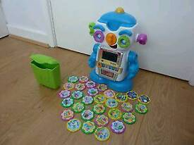 Vetch Gadget the Learning Robot