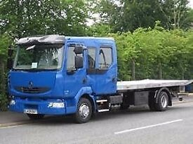 LONDON 24-7 CAR & VAN RECOVERY BREAKDOWN TOWING SERVICES VEHICLE TRUCKS TOW ASSISTANT TRANSPORTER