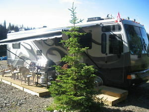 RV Sites for lease at Dominic Lake
