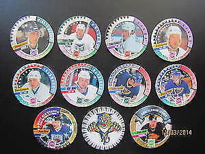 wanted to trade nhl pogs stamped 1994