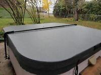 Custom Hot Tub Cover Free Delivery This Month