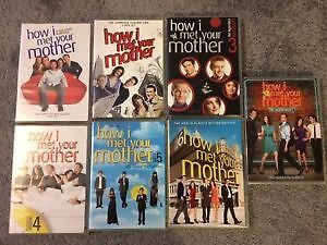 How I Met Your Mother Seasons 1-7