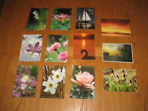 Cartes postales pensées religieuses
