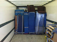 MOVING TRUCK FROM TORONTO-MONTREAL-HALIFAX,LAST CALLS MOVING