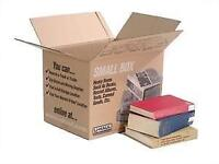 Moving Boxes - Various Sizes