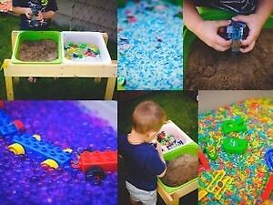 Affordable new sensory table!