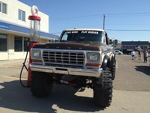 1979 Ford F-250 4 x4