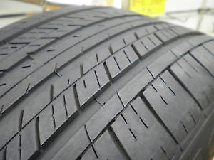 225/55R16 set of 2 Michelin Used (inst.bal.incl) 65% tread left