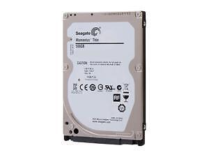 Laptop HDD and Ram
