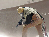 Sandblasting & Painting service offered in the Hamilton Area