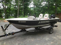 Legend Fishing Boat For Sale!
