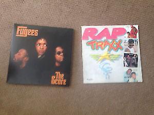 FS Vintage Hip-Hop Records