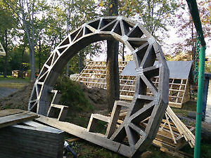 10 Engineered Trusses - Must go