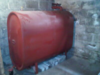 Free heating pumping. Tank, furnace removal.