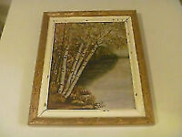 10 By 12 Inch Chamberlain Signed Painting