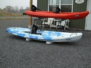 New Winner Nereus II Kayak + 2 free paddles West Island Greater Montréal image 6