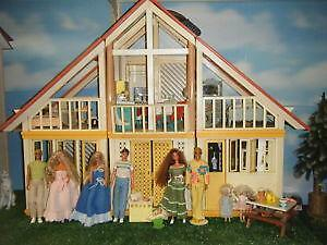Barbie Dream House Ebay
