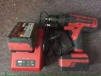 Snap On CDR8850H hammer drill