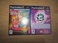 SONY PS2 QUIZ GAMES