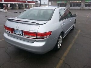 2003 Honda Accord Sedan EXL. Fully Loaded. safety and ETESTED