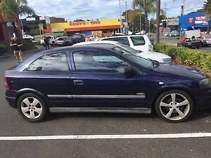 Holden Astra 2001 Blue Haven Wyong Area Preview