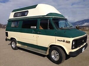 Looking to buy a camper van