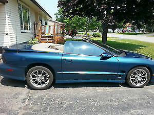 1998 Pontiac Trans Am Convertible